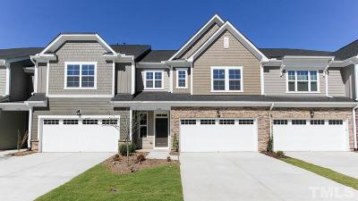 Morrisville Townhouse Pending: 1109 Craigmeade Drive #036