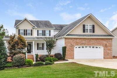 Johnston County Rental For Rent: 192 Victor Court