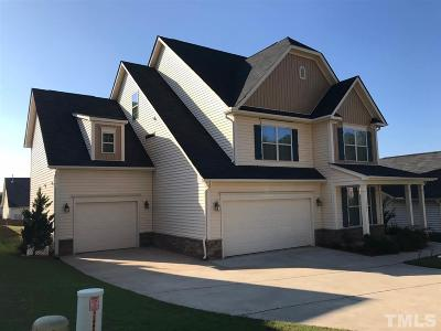 Clayton NC Single Family Home For Sale: $284,500