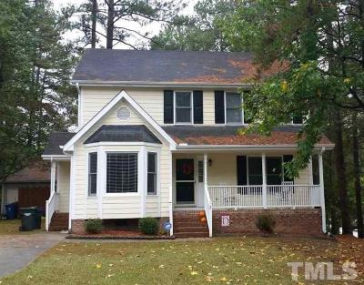 Durham Single Family Home For Sale: 2 Jessica Court