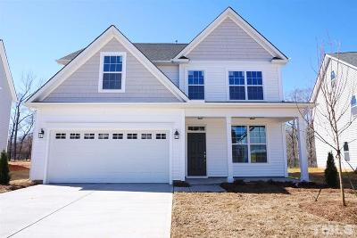 Clayton NC Single Family Home For Sale: $254,700