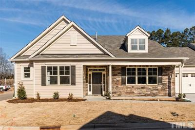 Clayton NC Townhouse For Sale: $215,600