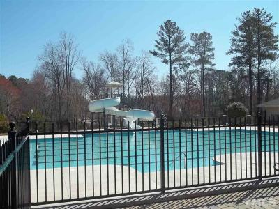 Wake Forest Single Family Home Pending: 2329 Cedar Rock Drive #471