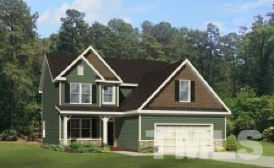 Garner Single Family Home For Sale: 172 Tallowwood Drive
