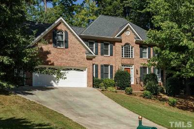 Cary NC Single Family Home For Sale: $497,500