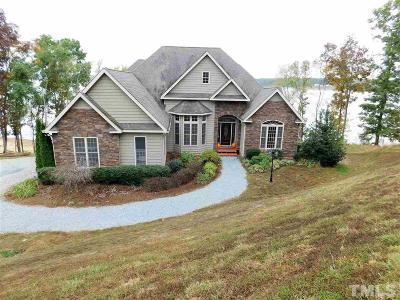 Clarksville VA Single Family Home For Sale: $529,900