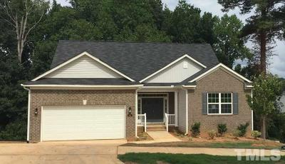 Garner Single Family Home For Sale: 292 Roaring Creek Drive