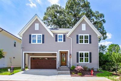 Raleigh Single Family Home For Sale: 1317 Pecora Lane