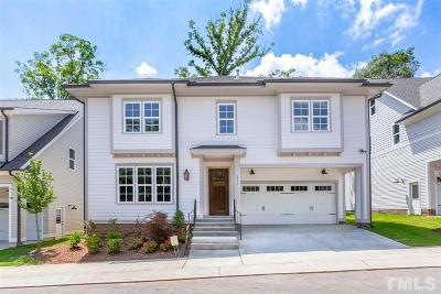 Raleigh Single Family Home For Sale: 1309 Pecora Lane