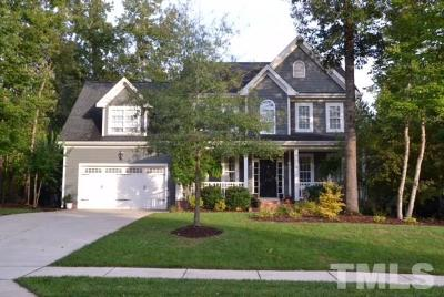 Wake Forest Single Family Home For Sale: 420 Gambit Circle