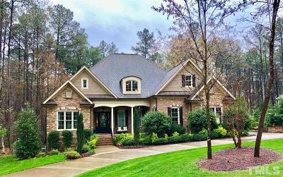 Raleigh Single Family Home For Sale: 7445 Sextons Creek Drive