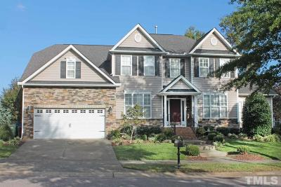 Raleigh Single Family Home For Sale: 10423 Chandler Way