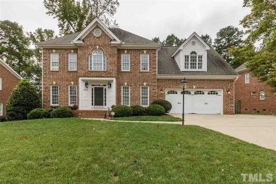 Raleigh Single Family Home For Sale: 8215 Ortin Lane