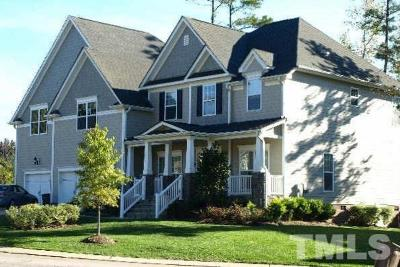 Wake Forest NC Single Family Home For Sale: $495,000