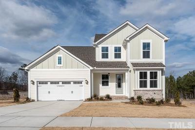 Holly Springs Single Family Home Pending: 108 Moore Hill Way