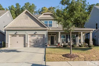 Knightdale Single Family Home For Sale: 1508 Hauser Lake Road