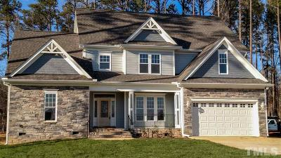 Fuquay Varina Single Family Home For Sale: 3518 Air Park Road