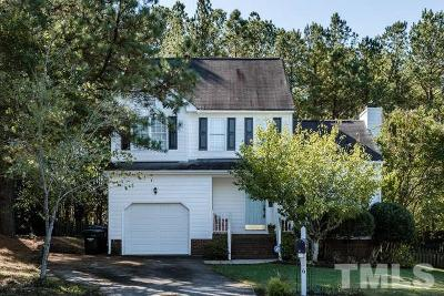 Durham NC Single Family Home For Sale: $243,000