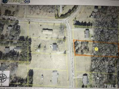 Sampson County Residential Lots & Land For Sale: Pebblestone Lane