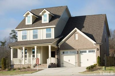 Zebulon Single Family Home For Sale: 332 Lacewing Drive #LOT 332