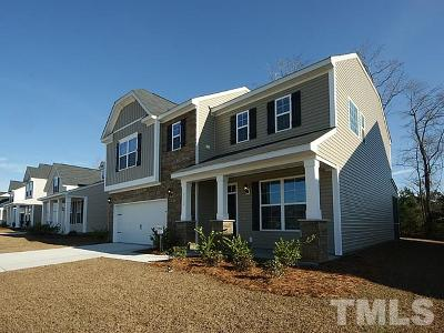 Zebulon Single Family Home For Sale: 329 Lacewing Drive #LOT 329