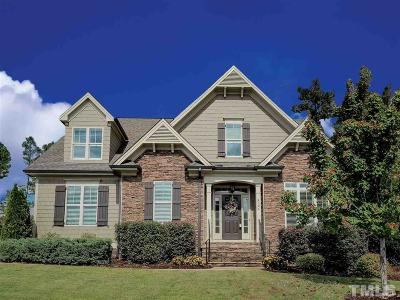 Rolesville Single Family Home For Sale: 4504 Heritage Gates Drive