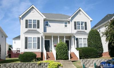 Raleigh NC Townhouse For Sale: $134,900