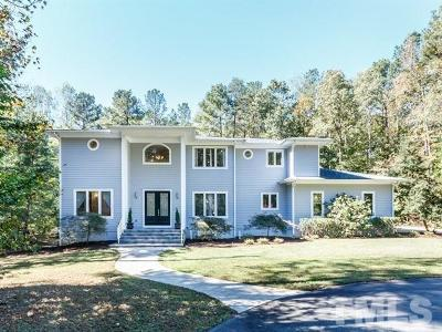 Chapel Hill Single Family Home For Sale: 8607 Yorkshire Lane