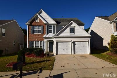 Wake County Single Family Home For Sale: 7417 Lagrange Drive