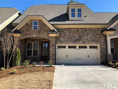 Cary NC Townhouse For Sale: $536,500