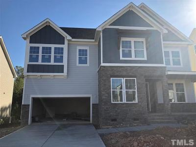 Cary NC Single Family Home Pending: $641,966