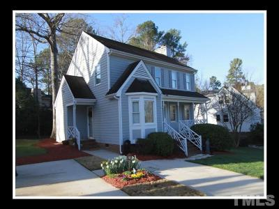 Morrisville Single Family Home Contingent: 116 Waltons Creek Road