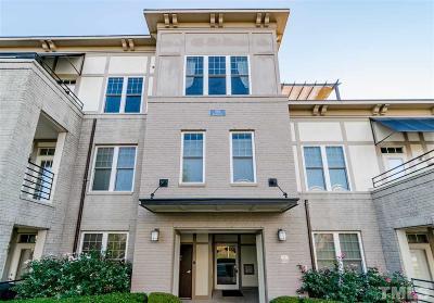 Durham NC Condo For Sale: $225,000