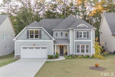 Angier Single Family Home For Sale: 8920 Buffalo Gourd Lane