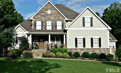Wake Forest Single Family Home For Sale: 1224 Harrison Ridge Road