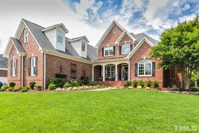 Alamance County Single Family Home For Sale: 709 Mill Pointe Way