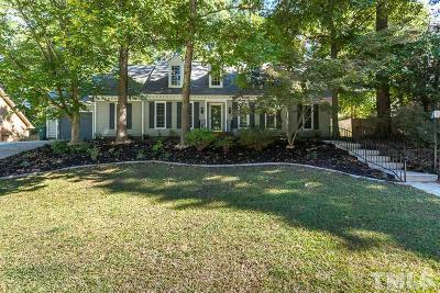 Cary NC Single Family Home For Sale: $309,900