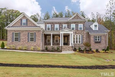 Chapel Hill Single Family Home For Sale: 1001 Shagbark Court