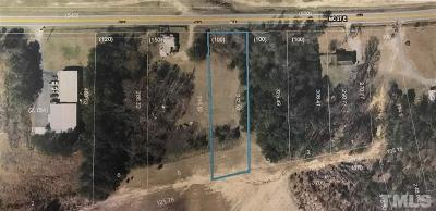 Coats NC Residential Lots & Land For Sale: $29,500
