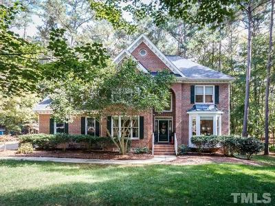 Raleigh Single Family Home For Sale: 11916 Soco Court