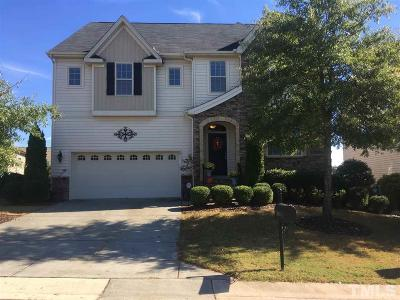 Raleigh Single Family Home For Sale: 2920 Armadale Lane