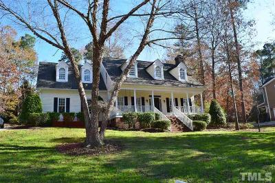 Glen Laurel Single Family Home For Sale: 418 Neuse Ridge Drive