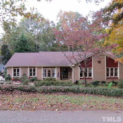 Garner Single Family Home For Sale: 1229 Turner Farms Road