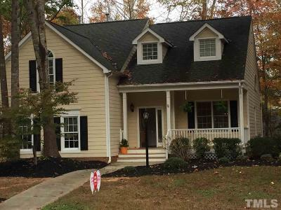 Mebane Single Family Home For Sale: 402 Big Bend Drive