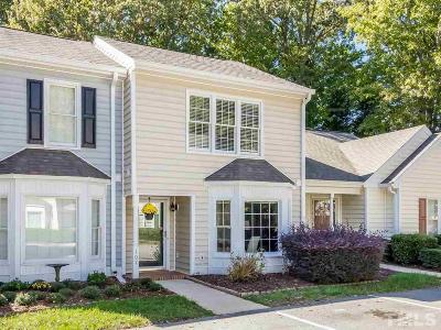 Cary NC Townhouse For Sale: $164,900