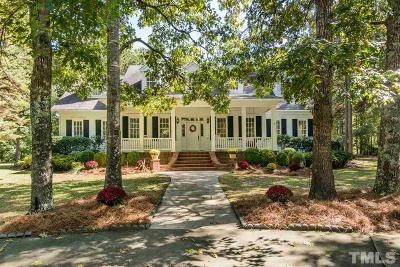 Clayton NC Single Family Home For Sale: $479,000