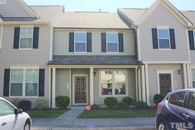 Wake Forest Townhouse Contingent: 4530 Tarkiln Place