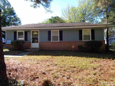 Raleigh Single Family Home For Sale: 416 Solar Drive