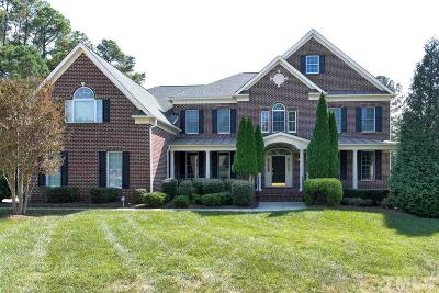 Raleigh Single Family Home For Sale: 9505 Bluemont Court
