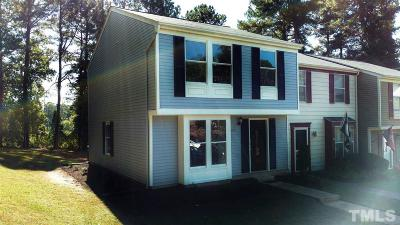 Cary Townhouse Pending: 116 Candytuff Court